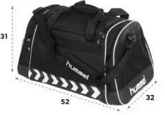 Hummel Milford bag 040351 Zwart One size