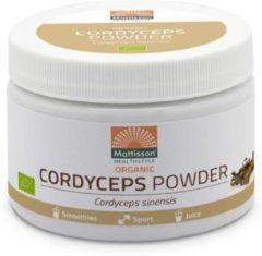 Mattisson Cordyceps powder - cordyceps sinensis organic 100 Gram