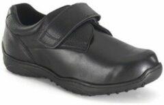 Zwarte Nette schoenen Calzamedi SCHOENEN SPECIALE BREEDTE DIABETISCHE M