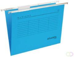 Atlanta Hangmap Spectrum A6620-256 folio V-bodem blauw