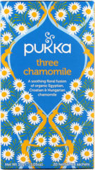 Pukka Org. Teas Three Chamomile (20st)