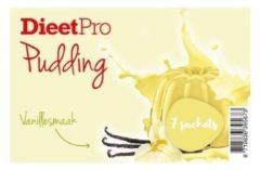 Dieet Pro Dieetpro Pudding Vanille Box (7 Sachets)