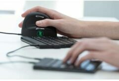 R-Go Tools RGOCOMSM Amerikaans Engels USB QWERTY Zwart toetsenbord