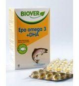 Biover EPA omega 3 500 mg 80 Capsules