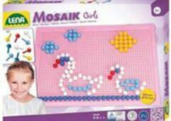 Lena -Mozaiek Set Girls - 200 Stuks - 10 mm - Level 2