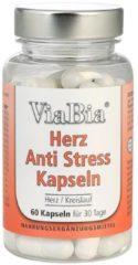 ViaBia Herz Anti Stress Kapseln