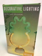 Groene DecorativeLIghting Decoratieve verlichting ananas