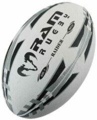 New Raider Match rugbybal - Wedstrijdbal - 3D grip - Maat 5 - Fluor