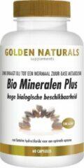 Golden Naturals Bio Mineralen Complex (60 vegetarische capsules)