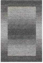 Wollteppich Eugen Kayoom silber