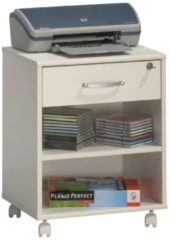 Bermeo Ladeblok Mini 59 cm hoog - Wit
