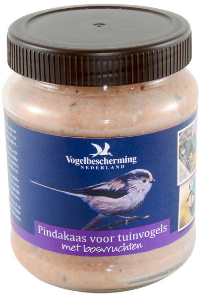 Afbeelding van Wildbird Vogelbescherming Pindakaas Bosvrucht - Tuinvogelvoer - 330 g