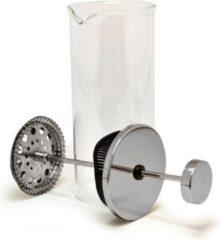 Transparante Orange85 Handmatige Melkopschuimer - Glas - RVS - Schuim - Melk
