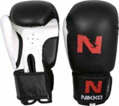 Zwarte Nikko Sports Nikko bokshandschoen Classic