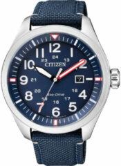 Blauwe NU GRATIS VERZENDING: CITIZEN solar-horloge »AW5000-16L«