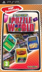 Capcom Puzzle World (essentials)