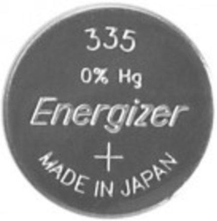 Afbeelding van Energizer Batterij Knoopcel 335 Sr512 1 Stuk