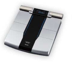 Grijze Tanita RD-545 Weegschaal - Professionele personenweegschaal - Met lichaamsanalyse