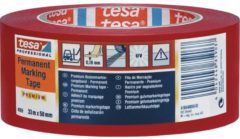 Tesa 4169-58-93 4169-58-93 Markeringstape Geel (l x b) 33 m x 50 mm 1 rol/rollen