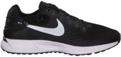 Laufschuhe Air Zoom Pegasus 34 Flyease mit Markenlogo 904678-001 Nike Black/White-Dark Grey-Anthracite