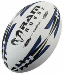 RAM Rugtby Gripper rugbybal bundel - Wedstrijd/training - Met draagtas - Maat 5 - Groen - 15 stuks