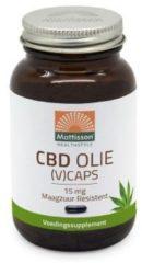 Mattisson HealthStyle CBD Olie 15mg Vegacaps 60st