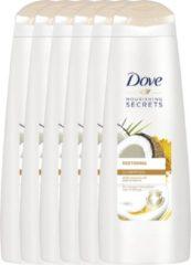 Dove Nourishing Secrets Restoring Shampoo - 6 x 250 ml