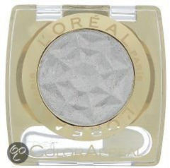 Zilveren L'Oréal Paris Color Appeal Eye Shadow - 150 Real Silver