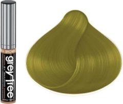 Giuliano - Grey Free Haarmascara - Ash Brown - 7,5 ml
