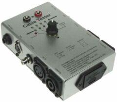 Zilveren Velleman Tester Voor Audiokabels - 6 Soorten