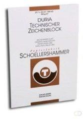 Schoellershammer Tekenblok Duria glad A3 200g/m2 20 vel