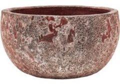 Baq Design Lava Relic pink bowl bloempot 52x29 cm