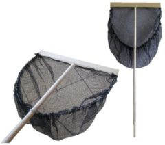 Basic Garnalennet 40cm Zwart Net