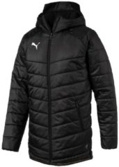 Winterjacke Liga Bench Jacket 65529 8-03 in Stepp-Optik Puma Puma Black-Puma White