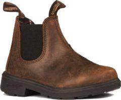 Bruine Blundstone - Antique Brown Chelsea Boot - Kinderen - Maat 29