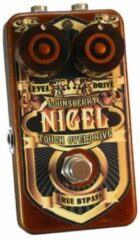 Lounsberry Pedals NTO-1 Nigel analoge FET preamp / overdrive