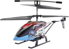 Blauwe Revell Control RED KITE RC model helicopter for beginners RtR