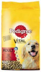 Pedigree Adult Rund&Vlees - Hondenvoer - 10 kg - Hondenvoer