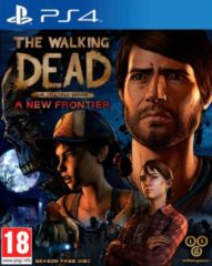 Warner Bros. Games The Walking Dead - Season 3: A New Frontier - PS4