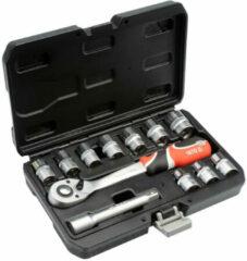 YATO Ratel dopsleutel set 12-delig YT-38671