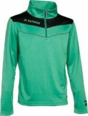 Patrick Power Ziptop - Groen / Zwart | Maat: S