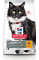 Hill's Feline Young Adult Gesteriliseerd Kip 1,5 kg