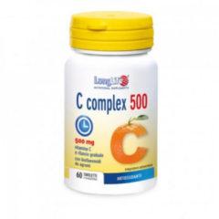 Longlife C Complex 500 t/r vitaminico 60 tavolette