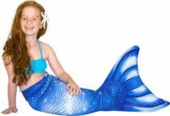 Blauwe NoordZeemeermin Deep Blue Sea zeemeermin staart inclusief monovin
