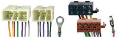 Caliber RAC 2301 iso verloopkabel tbv autoradio mitsubishi
