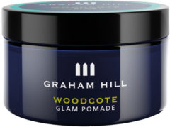 Graham Hill Pflege Styling & Grooming Woodcote Glam Pomade 75 ml
