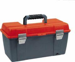 PLANO Gereedschapskist 52x27x28 Contractor Line 651 Tool Box with Metal Closures PL16511ZR