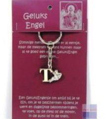 Steengoed Geluksengel Sleutelhanger T (1st)