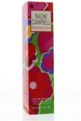 50ml Naomi Campbell Bohemian Garden Eau De Toilette Spray