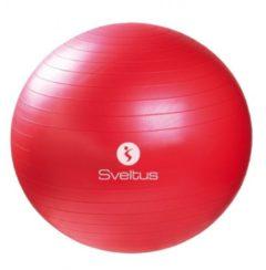 Sveltus Fitnessbal 65 Cm Rood In Doosje
